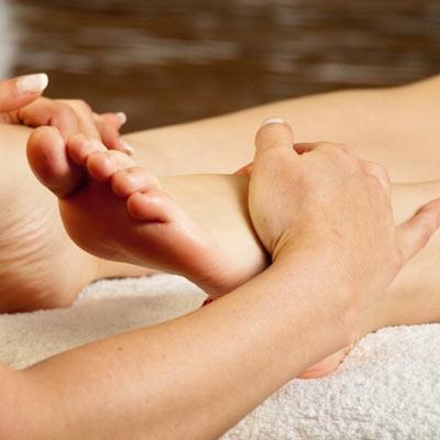 Le massage japonais du Pied Soku Shindo